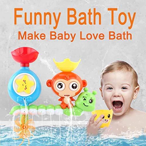 For Sale! XLSTORE Baby Bath Toy Cartoon Bathroom Bathtub Funny Shower Spraying Water Toys (A)