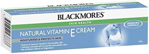 Blackmores Natural Vitamin E Cream – Tube (50g)