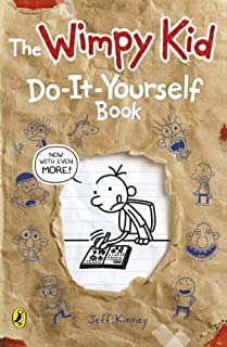 The Wimpy Kid: Do-it-Yourself Book (Diary of a Wimpy Kid) by Jeff Kinney
