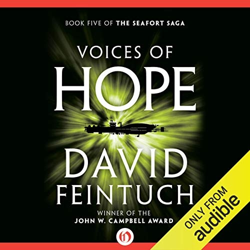 Voices of Hope  audiobook cover art