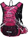 Mubasel Gear Insulated Hydration Backpack Pack with 2L BPA Free Bladder - Keeps Liquid Cool up to 4...