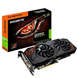 GIGABYTE GV-N107TWF2-8GD GeForce GTX 1070 Ti Windforce 8GB GDDR5...