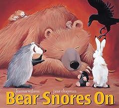 Bear Snores on (Bear (Karma Wilson))
