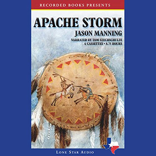 Apache Storm audiobook cover art