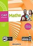 Mathématiques CAP groupement 1 : Pochette élève