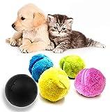 WELLXUNK XUNKE Magic Roller Ball Juguete automático Bola de Bolas mágicas para Perro...
