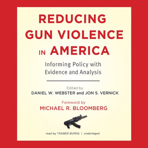 Reducing Gun Violence in America cover art