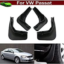 Kaitian 4Pcs Car Mud Flap Splash Guard Fender Mudguard Mudflap for VW Passat 2011 2012 2013 2014 2015 2016 2017 2018 2019 2020