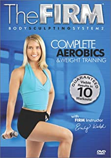 The Firm - Body Sculpting System 2 - Complete Aerobics & Weight Training