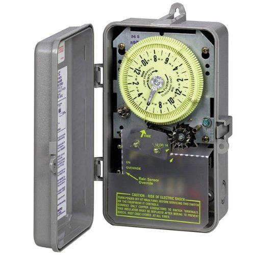 Intermatic R8806P101C Sprinkler-Irrigation Timer with 14-Day Skipper