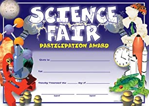Science Fair Participation Fit-in-a-Frame Award