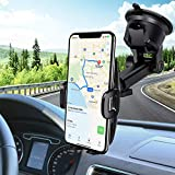 Car Phone Mount, Mpow Universal Dashboard/Windshield Mobile
