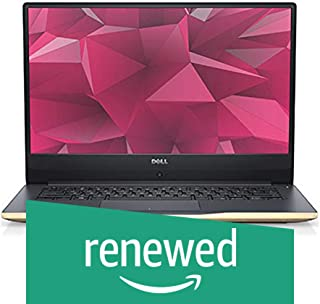 (Renewed) Dell Inspiron 14 7460 14.0-inch Laptop (7th gen Core i5-7200U/8GB/1TB/Windows 10/2GB Graphics), Gold