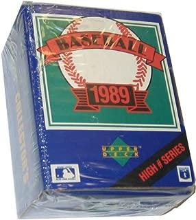 1989 upper deck box set
