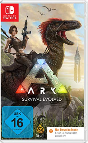 ARK: Survival Evolved (Switch) (Code in a Box) [Import allemand]