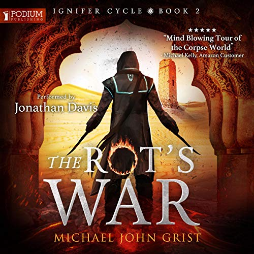 The Rot's War audiobook cover art