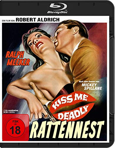 Rattennest (Kiss Me Deadly) [Blu-ray]