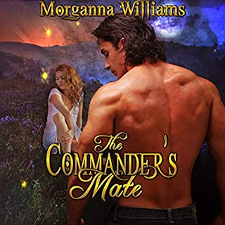 The Commander's Mate audiobook cover art