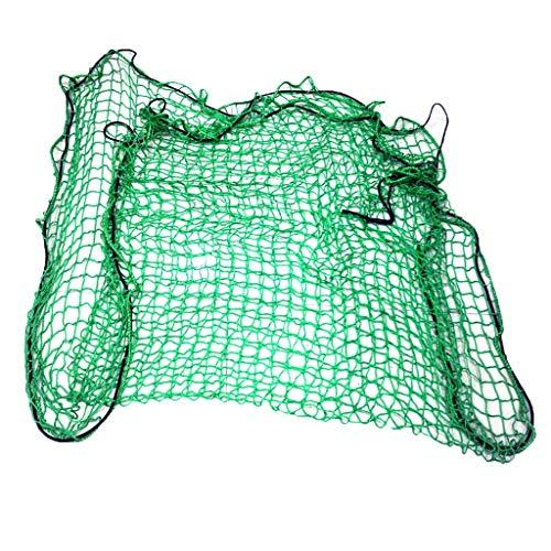 Cargo Net,Cyeer Frachtnetz grün stark Schwerlast Gepäck Abholen Lastwagen Anhänger Netto