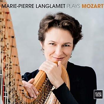 Marie-Pierre Langlamet Plays Mozart