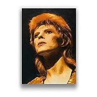 歌手の星のポスターDIY5Dダイヤモンド絵画キットフルドリルラインストーン刺繡芸術工芸品家の壁の装飾(正方形30x40cm)(スクエア30x40cm)
