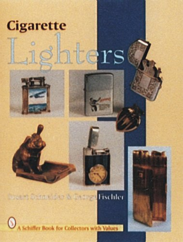 Schneider, S: Cigarette Lighters (Schiffer Book for Collectors With Value Guide)