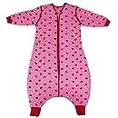68-92 cm 6//24M Baby M/ädchen Sommer Schlafsack Baumwolle mitwachsend Summertime Gr Petit B/éguin