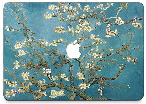 MacBook Stickers Chickwin 13 inch Retina Macbook Apple Notebook Kleur Cover Modle A1425/A1502 Notebook Shell Stickers Drie Zijkanten (Shell + Polssteun + Bodem), C1