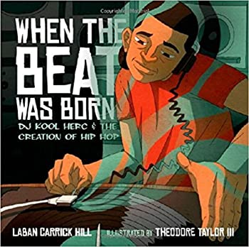 Paperback When the Beat Was Born: DJ Kool Herc and the Creation of Hip Hop Book
