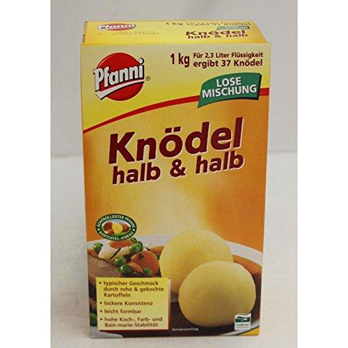 Pfanni Knödel halb und halb 1 kg, 1er Pack (1 x 1 kg)