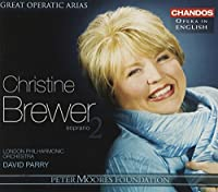 Christine Brewer Soprano 2 (Opera in English)