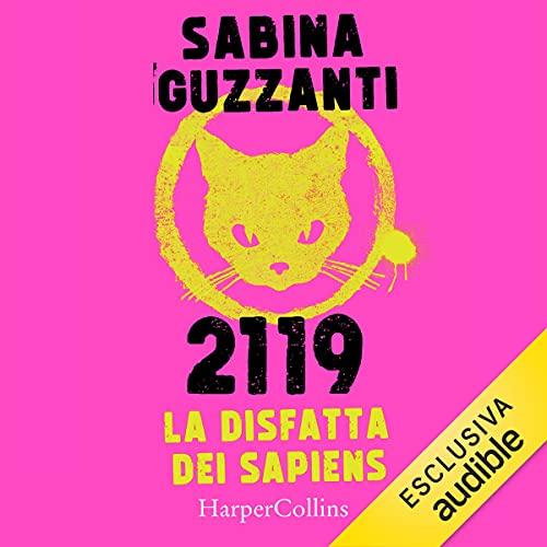 2119 - La disfatta dei sapiens copertina