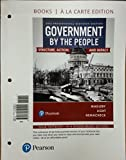 Government By the People, 2016 Presidential...