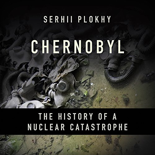 Chernobyl audiobook cover art