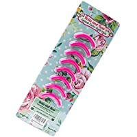 Almohadillas de Repuesto para Rizador de Pestaña (Paquete de 8) Lavable Almohadillas de Silicona Calidad Premium de Uso Diario.