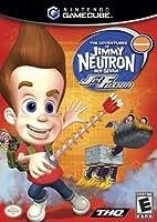 Jimmy Neutron Jet Fusion / Game