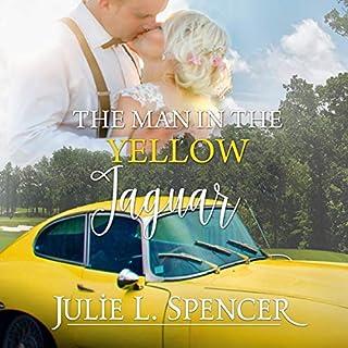 The Man in the Yellow Jaguar audiobook cover art