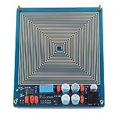 Generador de ondas Schumann, versión mejorada 7.83HZ Generador de pulsos de frecuencia ultrabaja de onda Schumann para...
