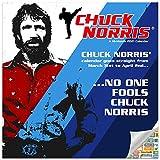 Chuck Norris Kalender 2021 Bundle – Deluxe 2021 Chuck Norris Wandkalender mit über 100 Kalenderaufklebern (Chuck Norris Geschenke, Bürobedarf)