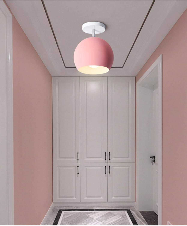 Plafonnier Led Moderne E27 Décoration De Couloir Chambre D'Enfant éclairage Intérieur