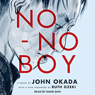 No-No Boy audiobook cover art