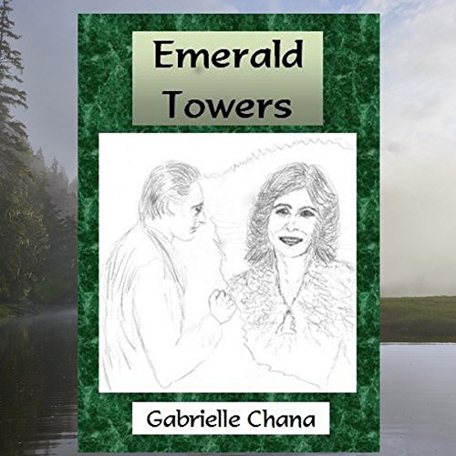 Emerald Towers audiobook cover art