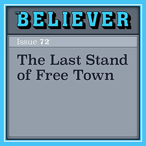 The Last Stand of Free Town cover art