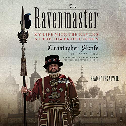 The Ravenmaster  By  cover art