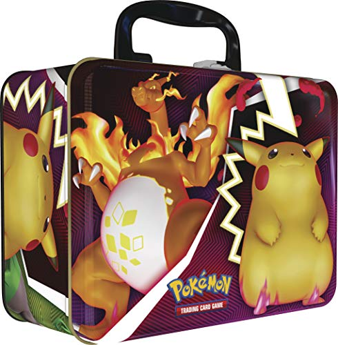 Pokémon International 45221 PKM Sammelkoffer Herbst 2020