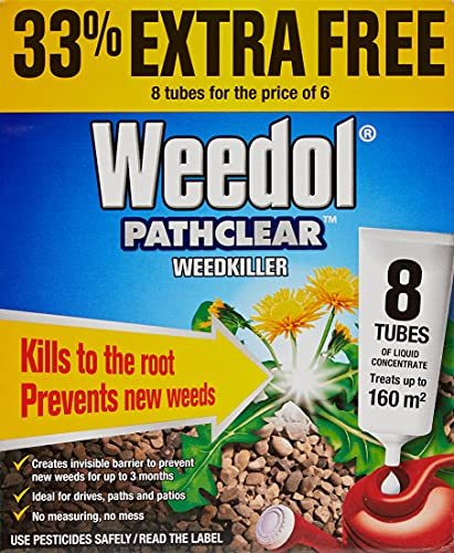 Weedol Pathclear Weed Killer Liquid Concentrate