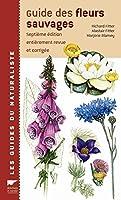 Guide des fleurs sauvages 2603010549 Book Cover