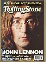 ローリングストーンマガジンカバーポスター - ジョンレノン - 米国輸入音楽の壁ポスター印刷 - 30 CM X 43 CM