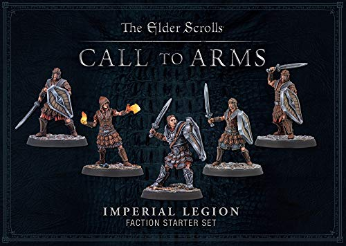 Elder Scrolls Call to Arms - Imperial Legion Faction Starter