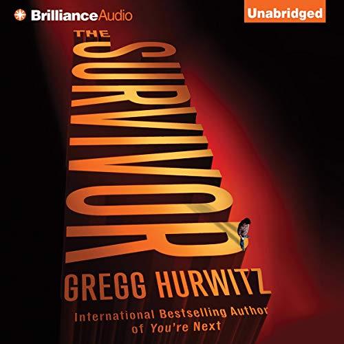 The Survivor audiobook cover art